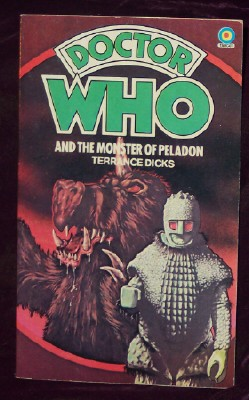 Image for Doctor Who and the Monster of Peladon