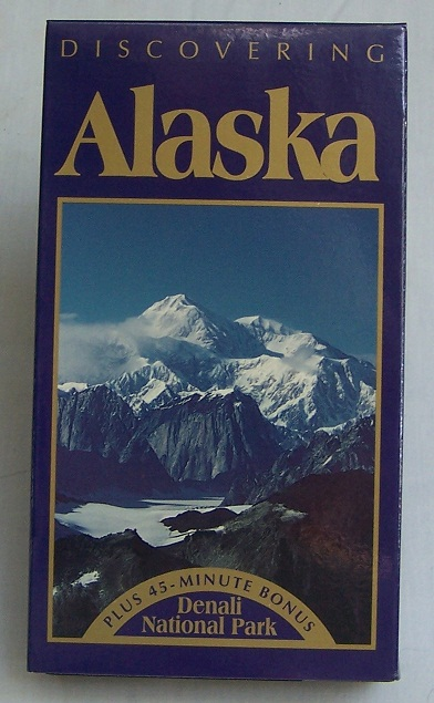 Image for Discovering Alaska, Plus 45-Minute Bonus, Denali National Park