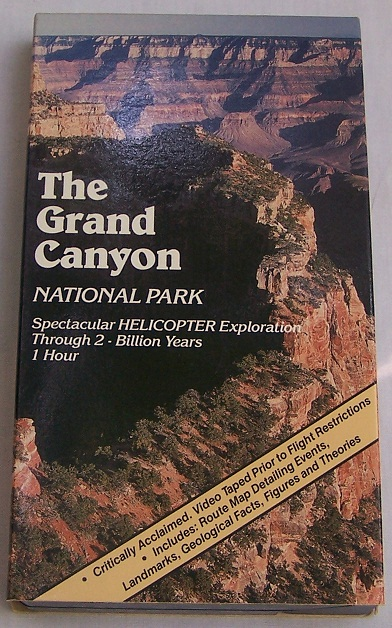 Image for The Grand Canyon National Park, Spectacular HELICOPTER Exploration Through 2-Billion years, 1 Hour