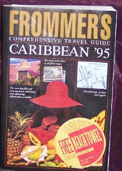 Image for Frommer's Comprehensive Travel Guide: Caribbean '95