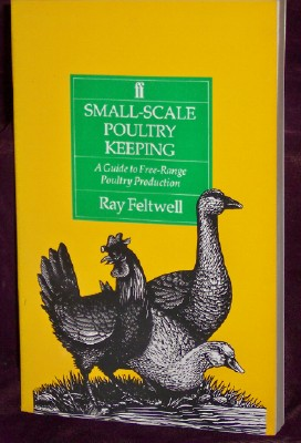 Image for Small Scale Poultry Keeping