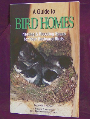 Image for A Guide to Bird Homes