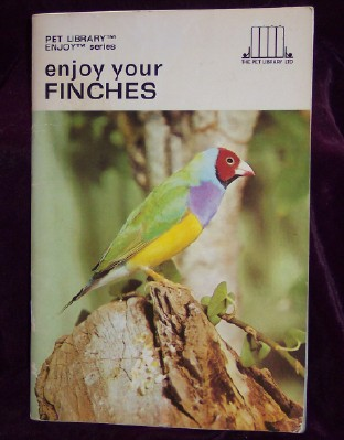 Image for enjoy your FINCHES