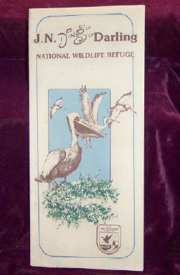 "Image for J.N. ""Ding"" Darling National Wildlife Refuge Brochure and Map"