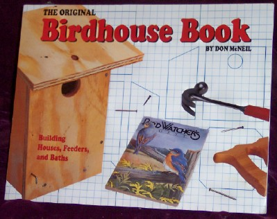Image for The Original Birdhouse Book