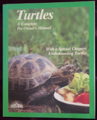 Image for Turtles: A Complete Owner's Manual