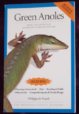 Image for Green Anoles