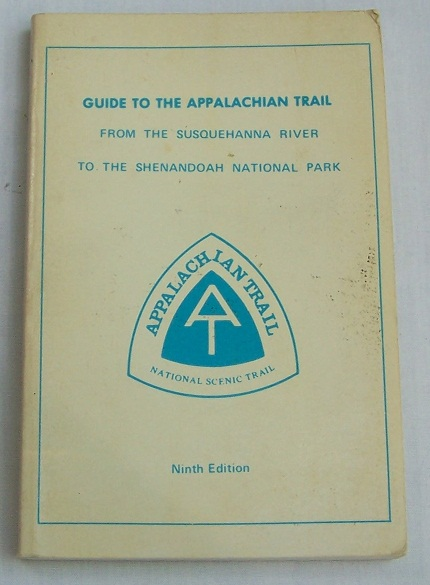 Image for Guide to the Appalachian Trail from the Susquehanna River to the Shenandoah National Park