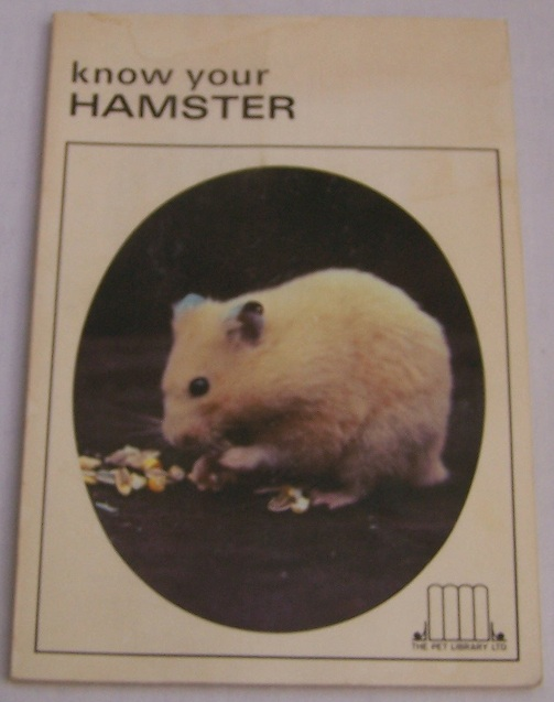 Image for Know Your Hamster
