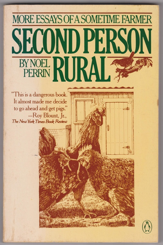 Image for Second Person Rural