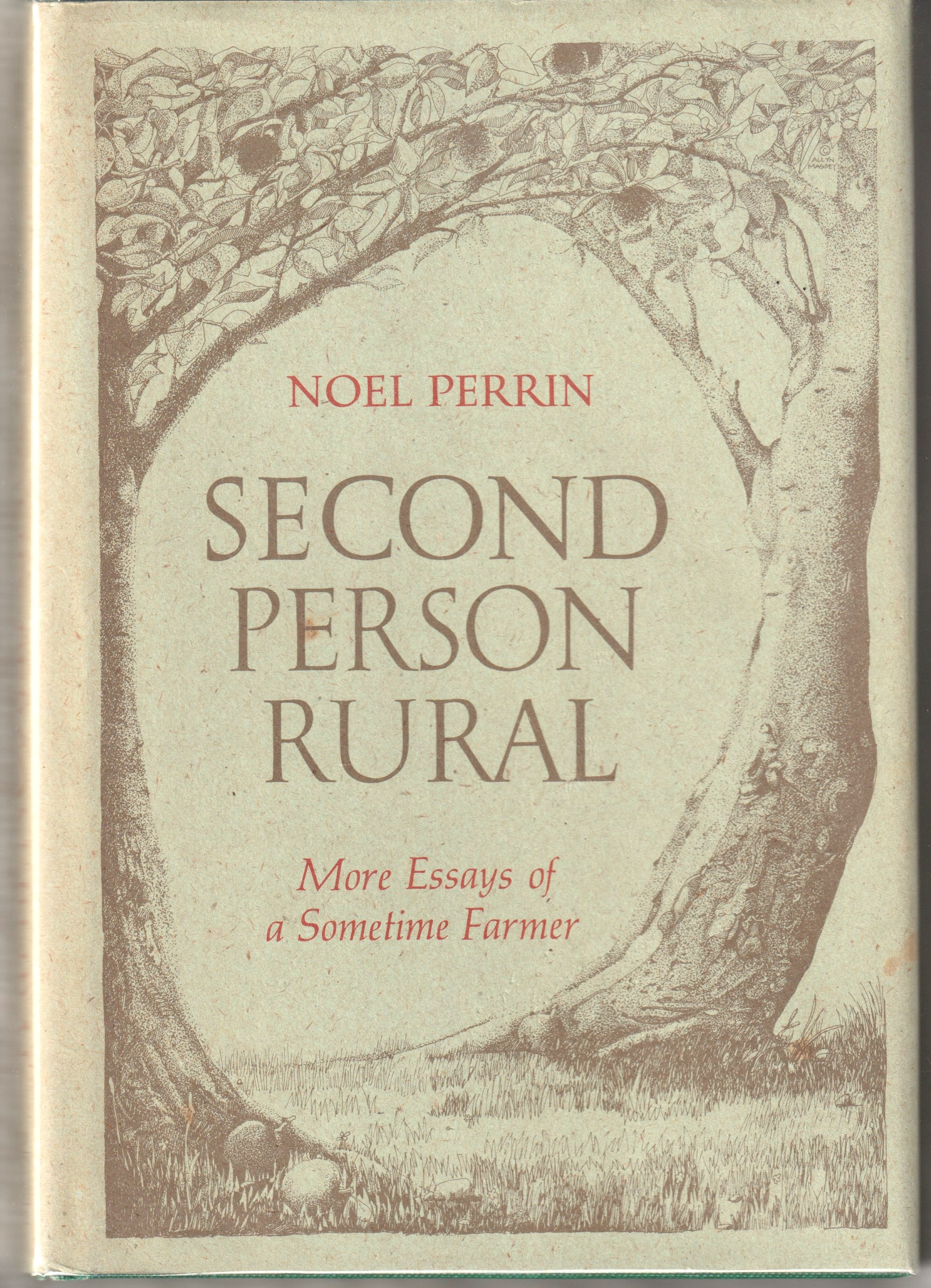 Image for Second Person Rural; More Essays of a Sometime Farmer