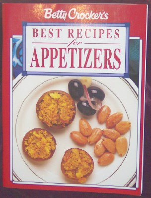 Image for Betty Crocker's Best Recipes for Appetizers