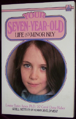 Image for Your Seven Year Old, Life in a minor Key