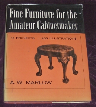 Image for Fine Furniture for the Amateur Cabinetmaker