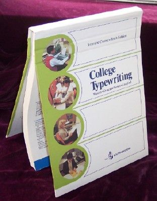 Image for College Typewriting; Intensive Course, Tenth Edition