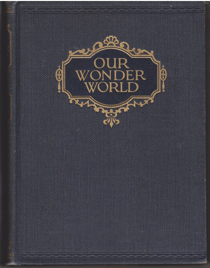 Image for Our Wonder World Vol. Seven; Amateur Handicraft