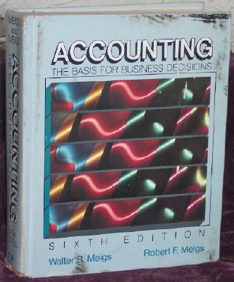 Image for Accounting the Basis for Business Decisions