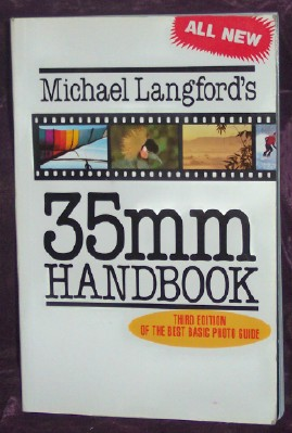 Image for Michael Langford's 35Mm Handbook