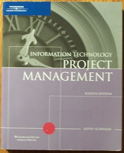 Image for Information Technology Project management, Fourth Edition