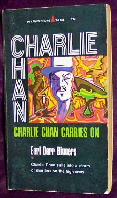 Image for Charlie Chan Carries On