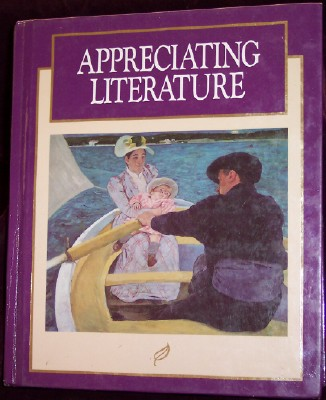 Image for Appreciating Literature