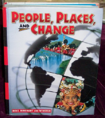 Image for People, Places and Change