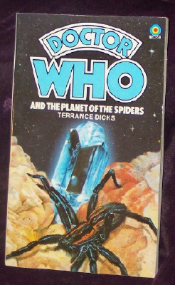 Image for Doctor Who and the Planet of the Spiders