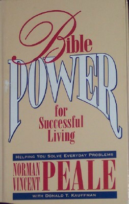 Image for Bible Power for Successful Living: Helping You Solve Your Everyday Problems