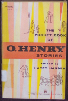 Image for The Pocket Book Of O.Henry Stories