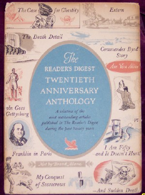 Image for The Reader's Digest Twentieth Anniversary Anthology