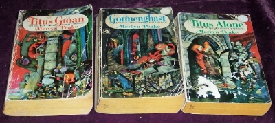 Image for Gormenghast Trilogy, Three Volumes