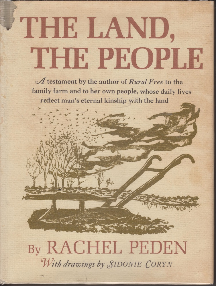 Image for The Land, The People