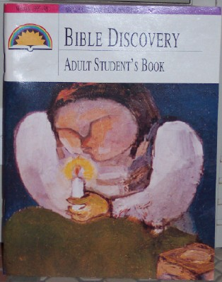 Image for Bible Discovery, Adult Student's Book, Winter 1997-98