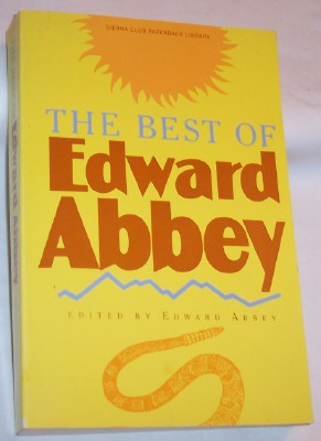 Image for The Best of Edward Abbey