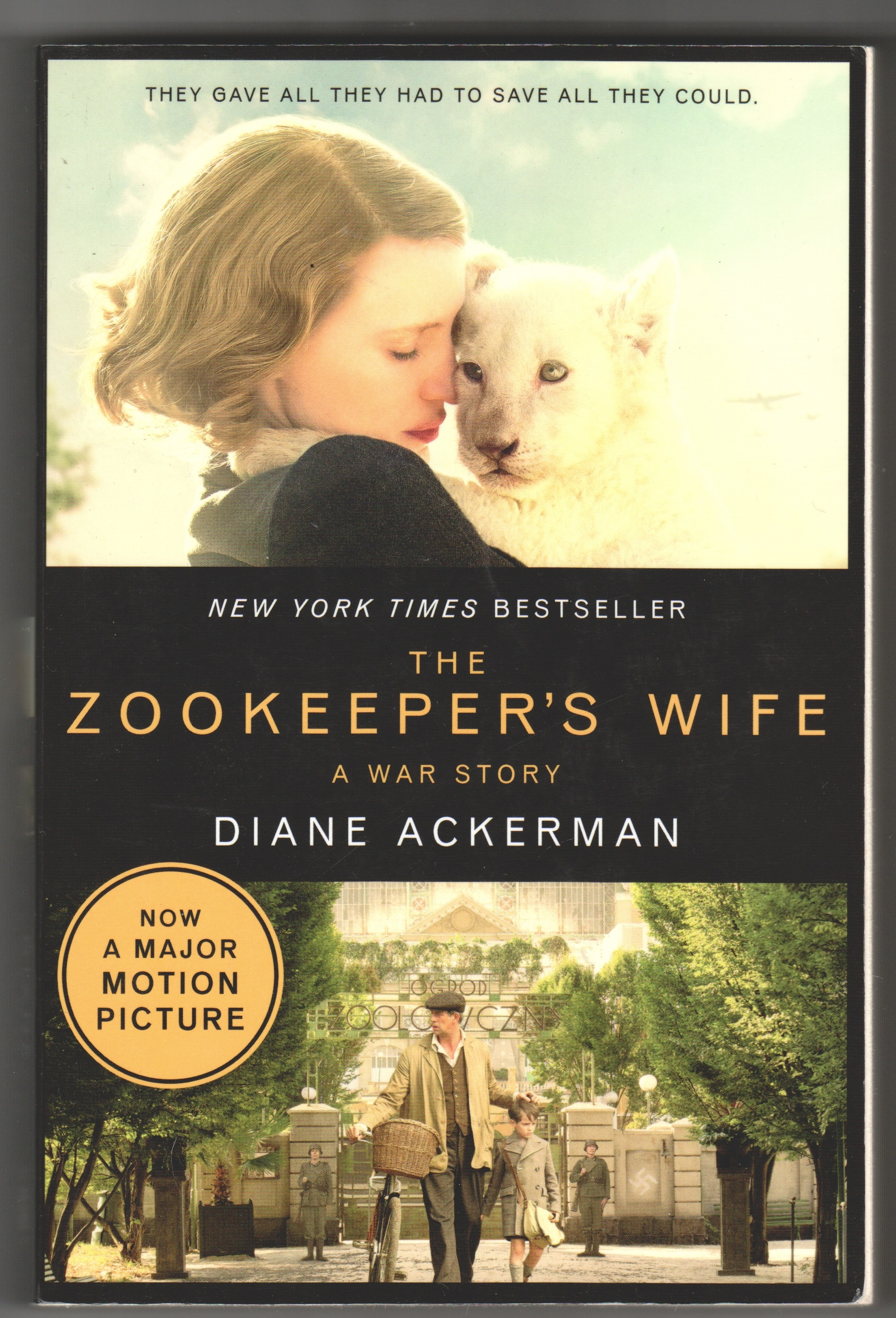 Image for The Zookeeper's Wife: A War Story