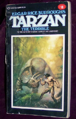 Image for Tarzan the Terrible