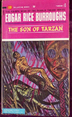 Image for The Son of Tarzan
