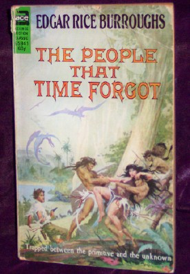 Image for The People That Time Forgot
