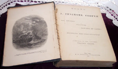 Image for Works of J. Fenimore Cooper, Complete in Ten Volumes, Volume Eight
