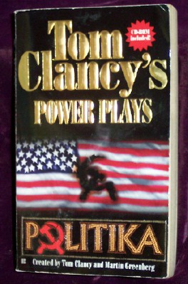 Image for Tom Clancy's Power Plays, Politika, Engl. ed.
