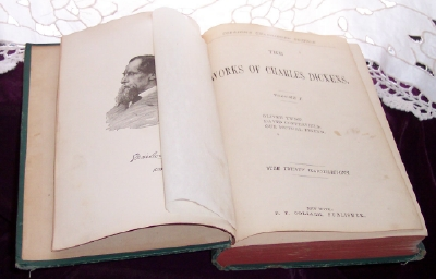 Image for The Works of Charles Dickens, Unabridged Edition, Volume I