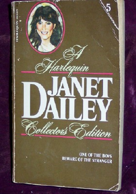 Image for A Harlequin Janet Dailey Collector's Edition: ONE OF THE BOYS and BEWARE OF THE STRANGER
