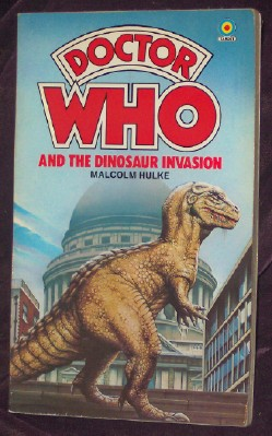 Image for Doctor Who and the Dinosaur Invasion
