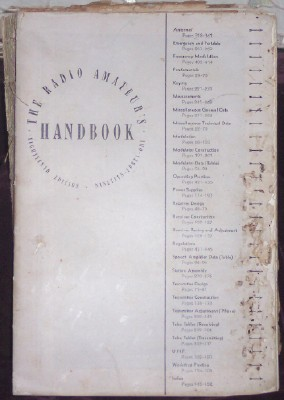 Image for The Radio Amateur's Handbook, Eighteenth Edition, Nineteen-Forty-One
