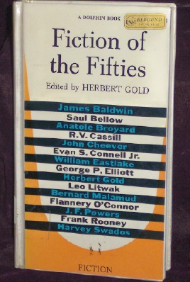 Image for Fiction of the Fifties