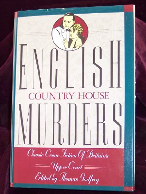 Image for English Country House Murders