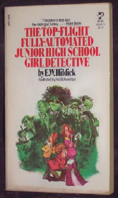 Image for The Top-Flight Fully Automated Junior High School Girl Detective
