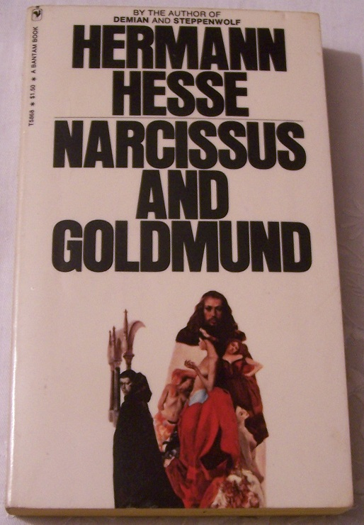 Image for Narcissus And Goldmund