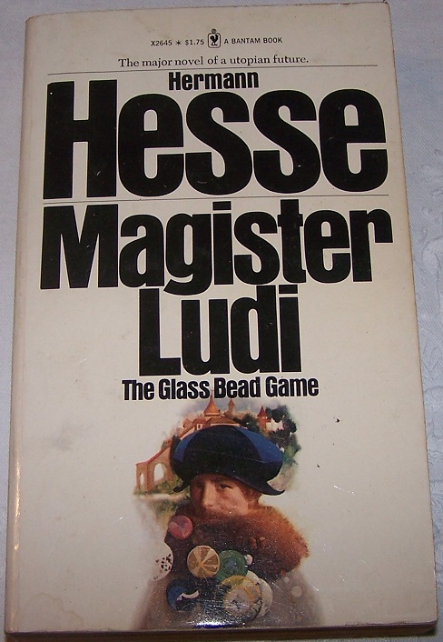 Image for Magister Ludi, The Glass Bead Game