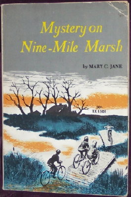 Image for Mystery on Nine-Mile Marsh